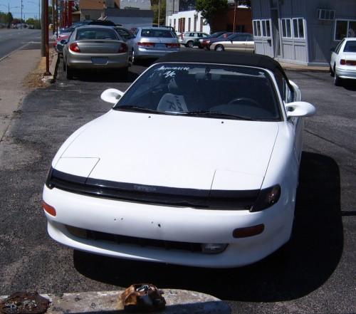 Toyota Convertible: CC Capsule: 1991 Toyota Celica Convertible