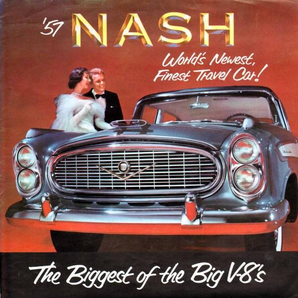 Nash 1957 front