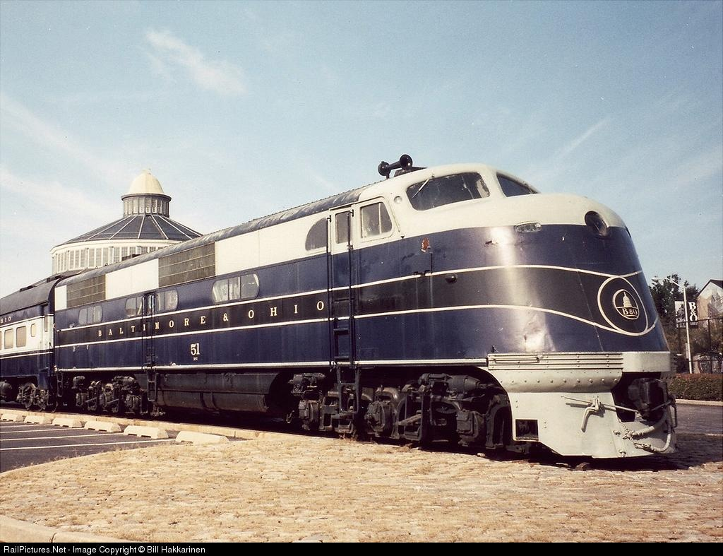 Car Museum Los Angeles >> Trackside Classic: 1955 Union Pacific EMD E9 – The Last Of The Classic Diesel Streamliners