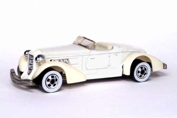 Hot Wheels Auburn Speedster