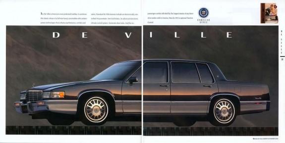 1992 Cadillac Full Line Prestige-44