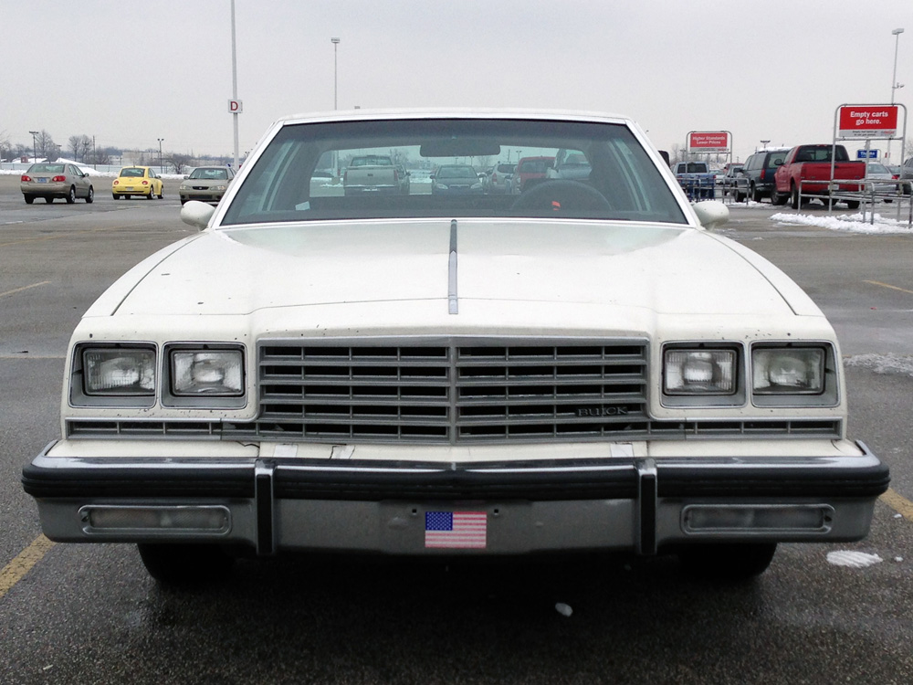 Cc Capsule 1981 Buick Lesabre Coupe Overdressed For The