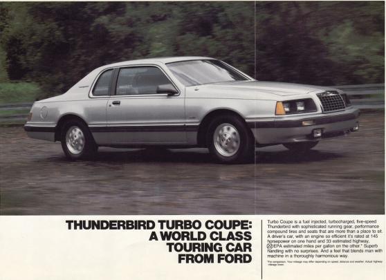 Ford Thunderbird TC 1983 br a