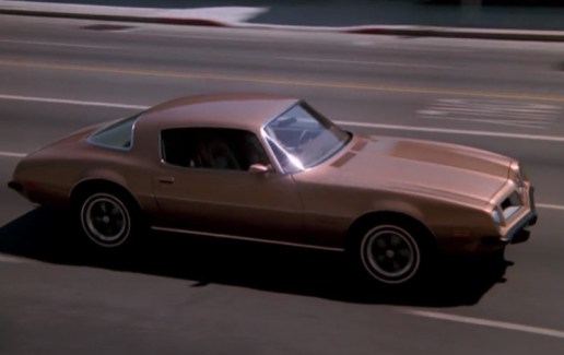 1975 Firebird, also from Episode #1