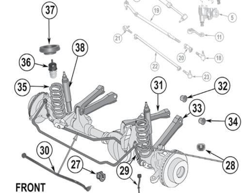 Jeep XJ_Front_Suspension