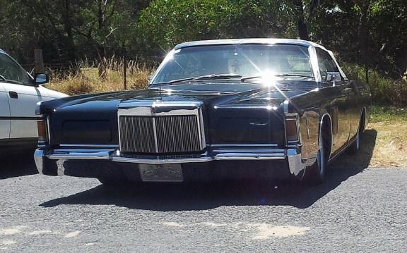 Lincoln Conti Conv custom f
