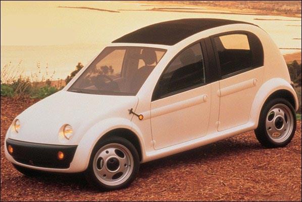 Chrysler Composite Concept Vehicle
