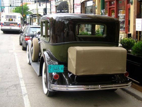 Lincoln 1932 r
