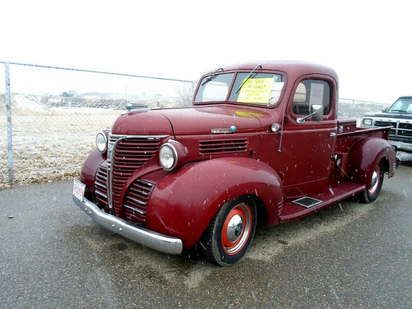1941 Fargo classic pickup truck