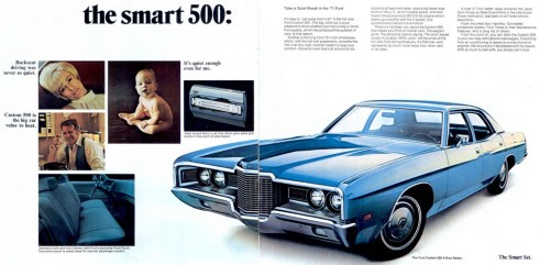 1971 ford custom