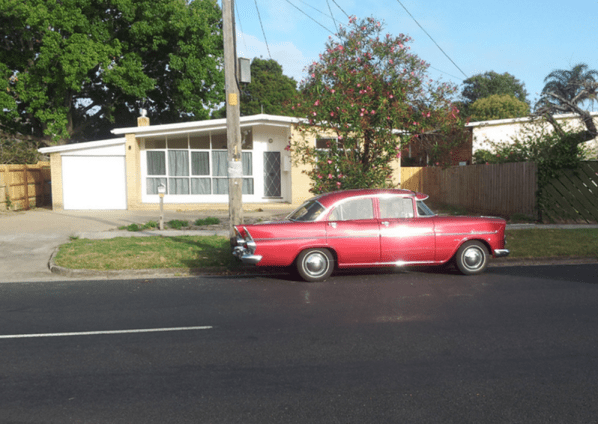 Holden red