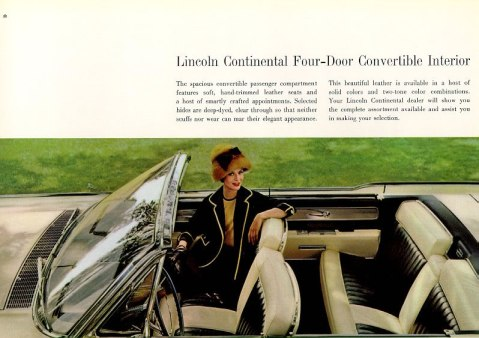 Lincoln Continental 1961 conv int-07