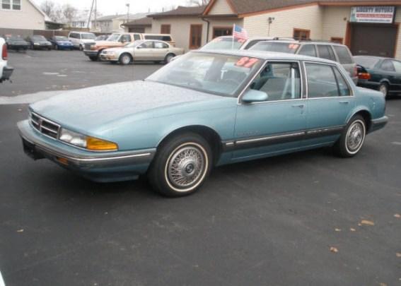 Pontiac bonneville 1987