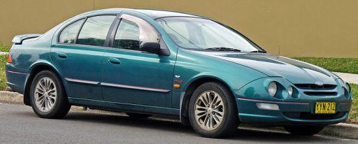 800px-1998-2000_Ford_AU_Falcon_XR6_sedan_02