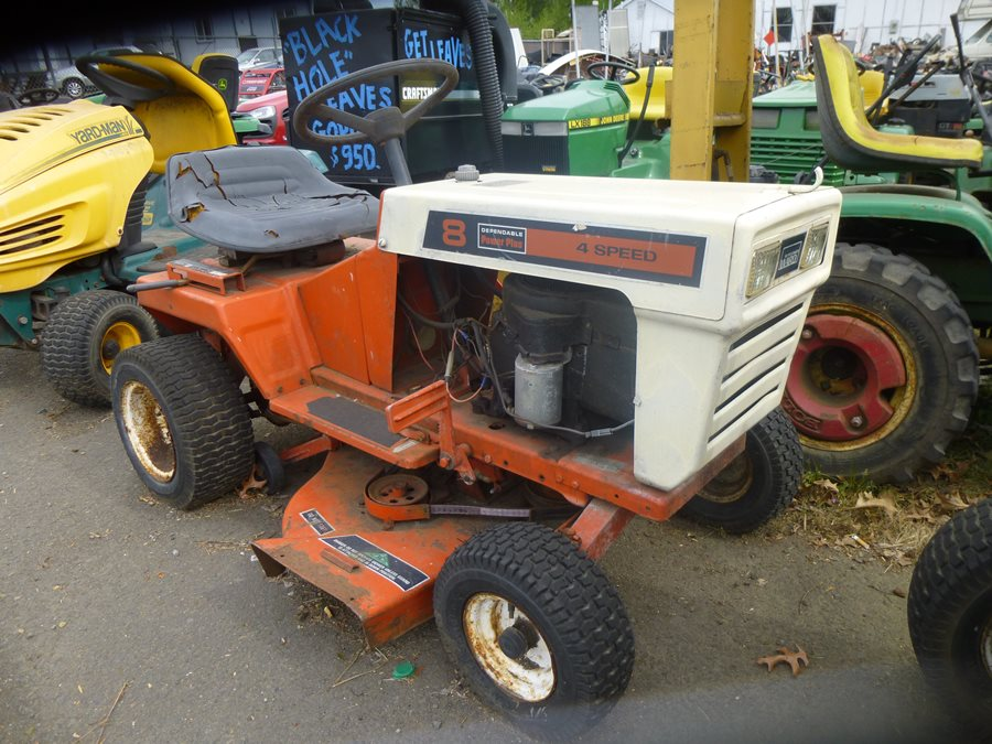 lawnside classics  burt u2019s  u2013 vintage and used riding mower