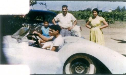 Kady first car tail