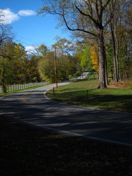Maryland road