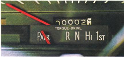 chevy torque drive