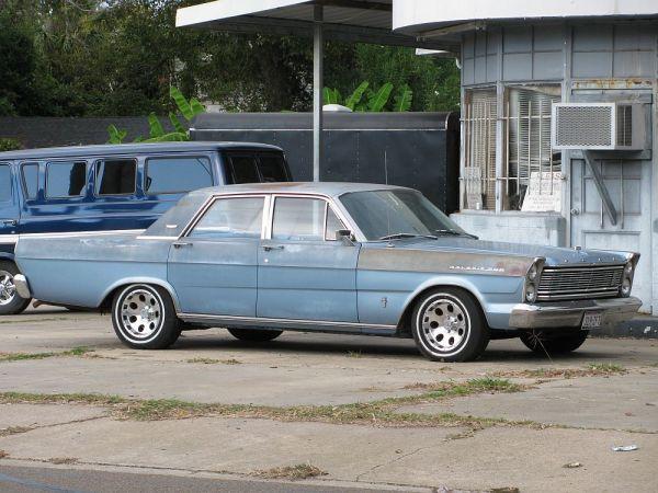 1965 Ford Galaxie 500 Victoria TX
