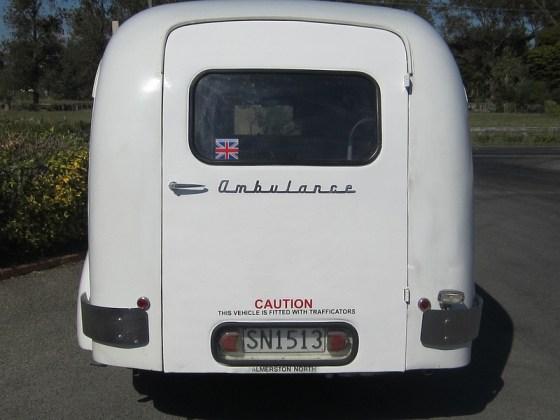 Humber 1949 amb r