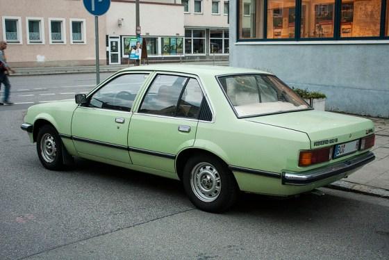 Opel Rekord 1978 rq