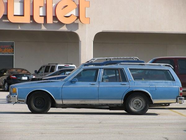 1986 Chevy Caprice  Wagon Spring TX_1000