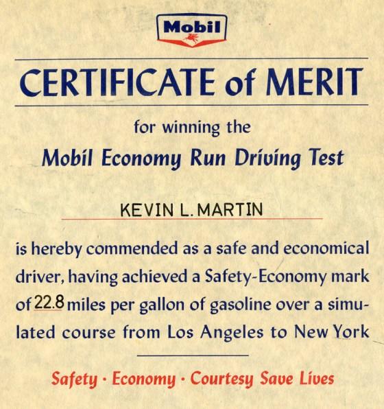 Mobil Eco Cert001