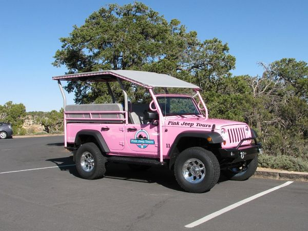 Pink Jeep Grand Canyon_1000