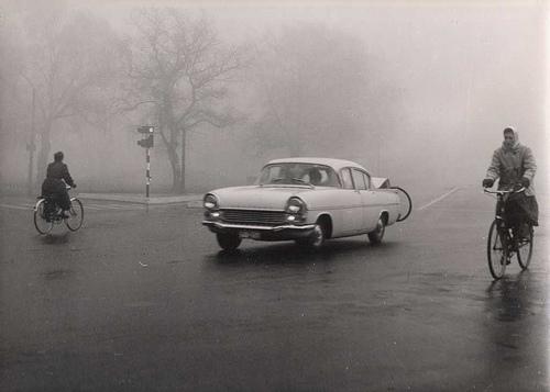 Vauxhall cresta fog