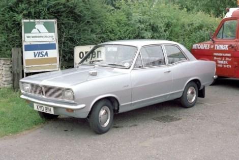 Vauxhall viva fq