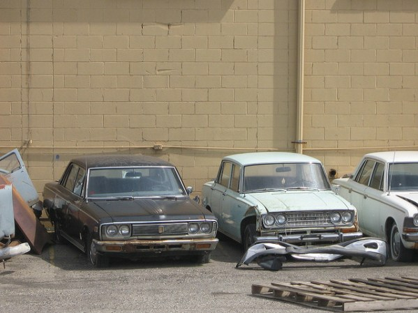 Old Toyotas