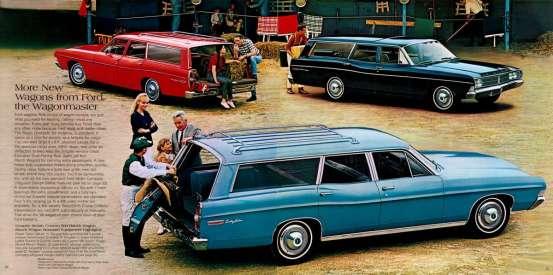 1968 Ford-20 amp 21
