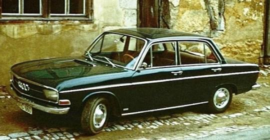 2 Audi 75