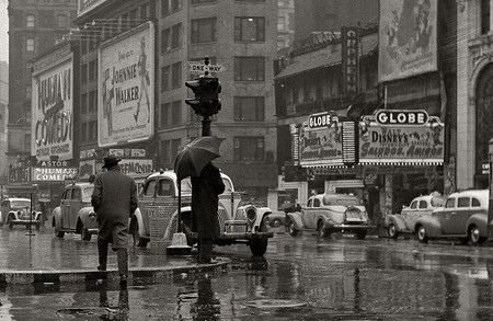 Checkers times square 1941