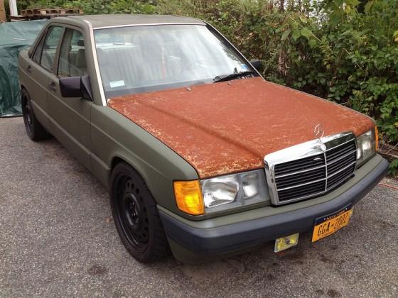 Mercedes 190 2.6 f