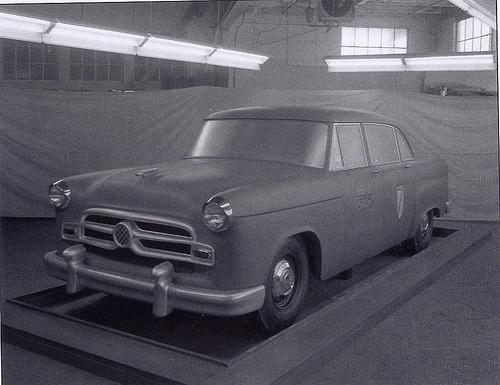checker model a clay 1955 (courtesy flickr.com)