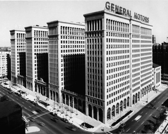 gm building 925