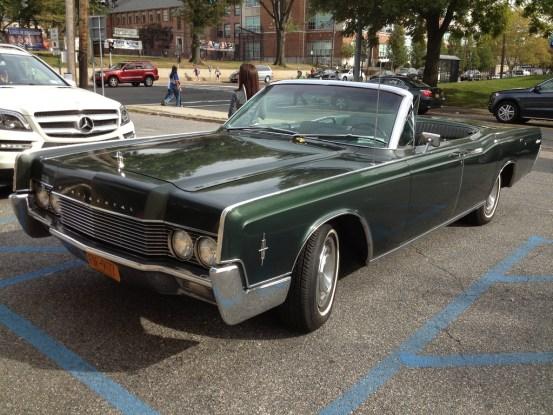 Lincoln 1966 conv fq