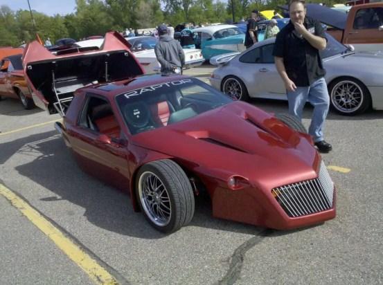 Pontiac Fiero trike rev1