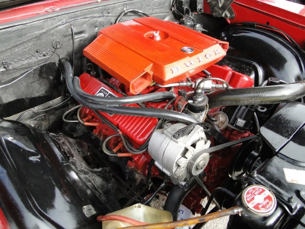 gran sport engine