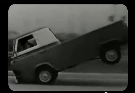 Ford Econoline braking tip