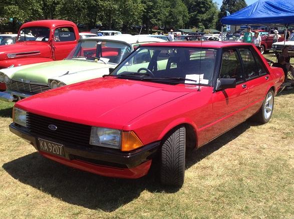 15. 1981 XD Ford Falcon GL