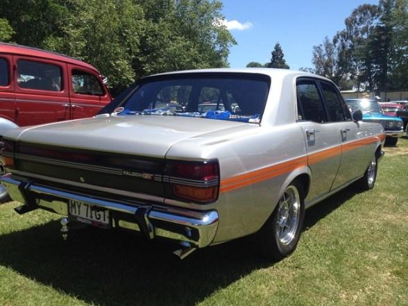 17. XY 1971 Ford Falcon 500