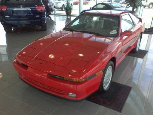 1990 Toyota MKIII Supra Turbo0014