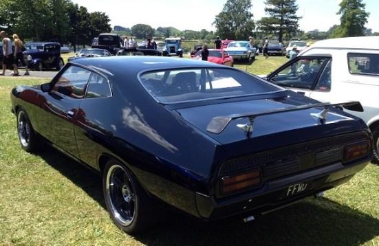 20. 1974 Ford Falcon 500