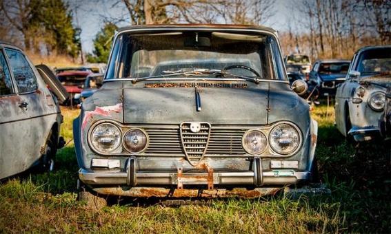 500 Alfa Giulia super
