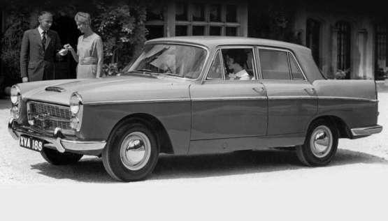 Austin 110 Westminster