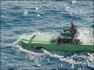 Cuba floating buick