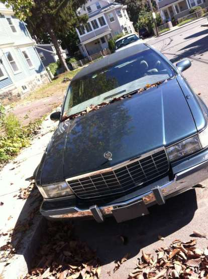 caddy frontend
