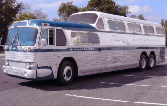 Scenicruiser restored fq